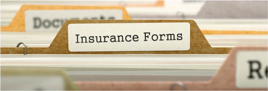 Online Insurance Forms